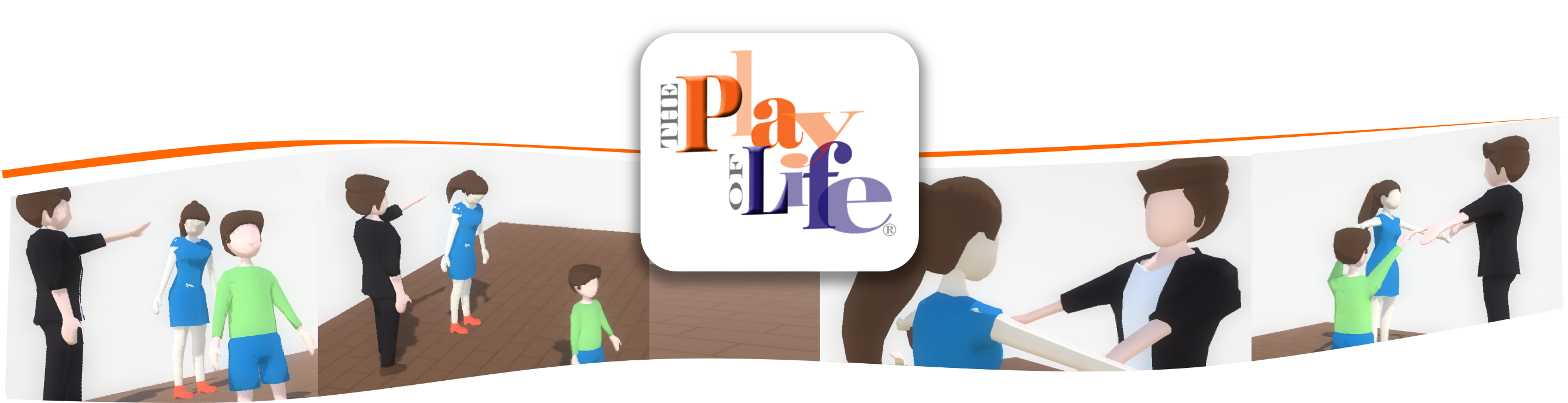 Play of Life app banner